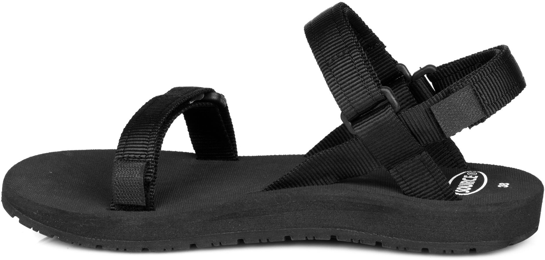980732262657 SOURCE Classic Sandals Women black at Addnature.co.uk